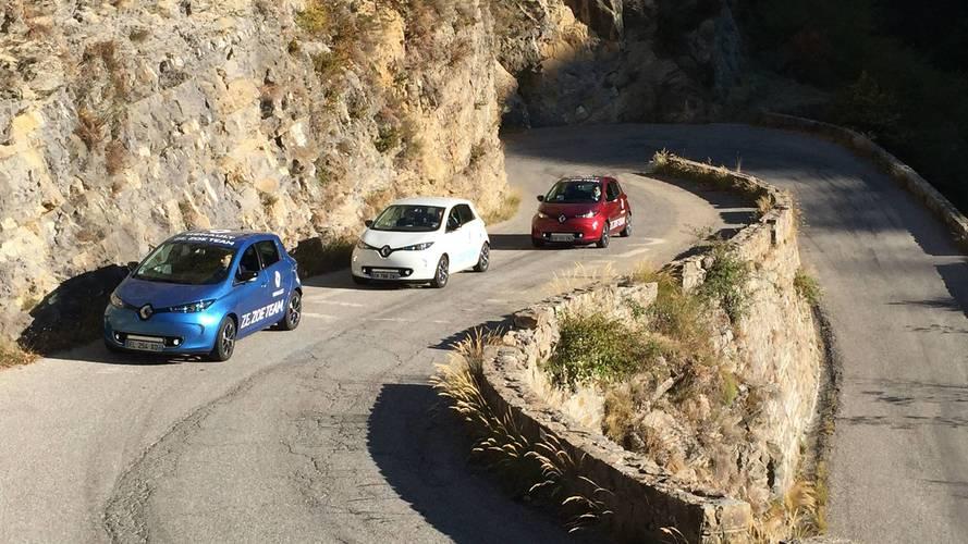 VIDÉO - Motor1.com au départ de l'eRallye Monte Carlo avec Renault !