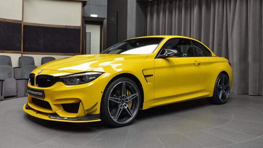 AC Schnitzer imzalı BMW M4 Cabriolet etkileyici
