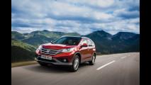 Nuova Honda CR-V, l'evoluzione continua