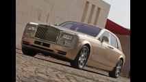 Rolls Royce Phantom Baynunah
