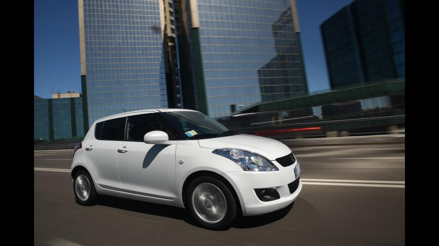 Suzuki Swift: ibrida plug-in nel 2013