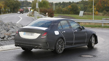 2014 Mercedes-Benz C63 AMG spy photo