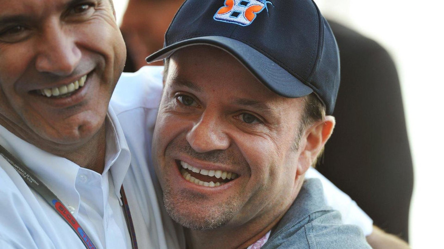 Sauber admits Barrichello an option for 2014