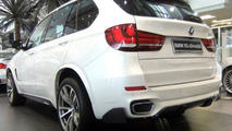 2014 BMW X5 with M Performance kit