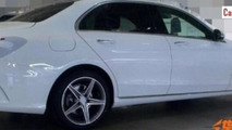 Mercedes-Benz C-Class L spy photo