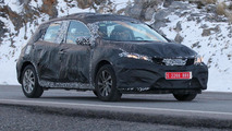 Nissan Almera successor spied once more, will be built in UK