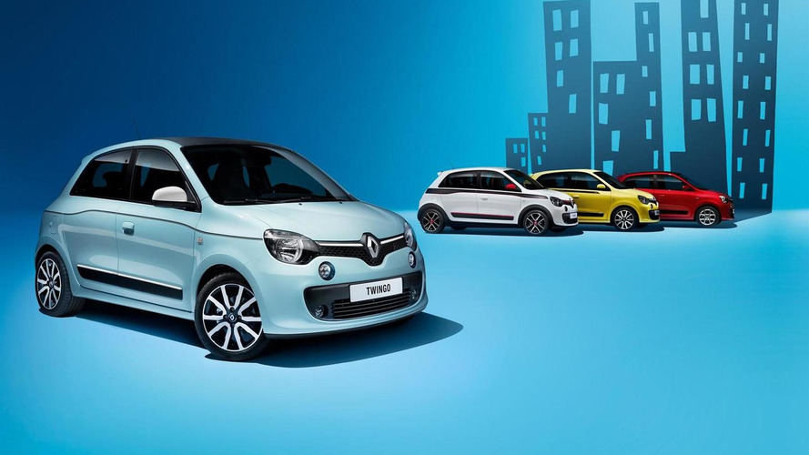 Renault to introduce four Twingo prototypes at the Cannes Film Festival