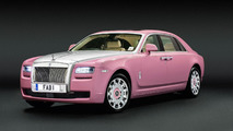 Rolls-Royce Ghost Extended Wheelbase FAB1 Edition 15.4.2013