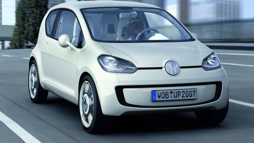 Volkswagen Fast-track UP Production Version Development - Set to be named 'Chico'