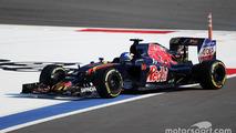 Max Verstappen, Scuderia Toro Rosso STR11 retired from the race