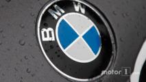 BMW avance masqué en Formule E