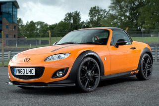 Mazda Gives Green Light on the MX-5 GT