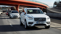 Volvo XC90 Drive Me test vehicle