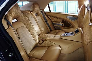 New Aston Martin Lagonda is Big, Brash and Kind of Ugly