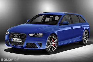 Audi RS4 Avant Nogaro is a High-Powered Homage