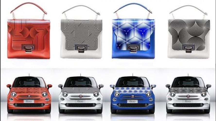 """Fiat 500 diventa un accessorio da """"indossare"""""""
