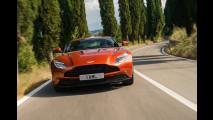 Aston Martin DB11, la nuova GT da 608 CV [VIDEO]