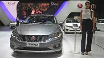 2016 Fiat Tipo Paris Motor Show