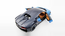 Amalgam Collection Bugatti Chiron 1:8 scale model