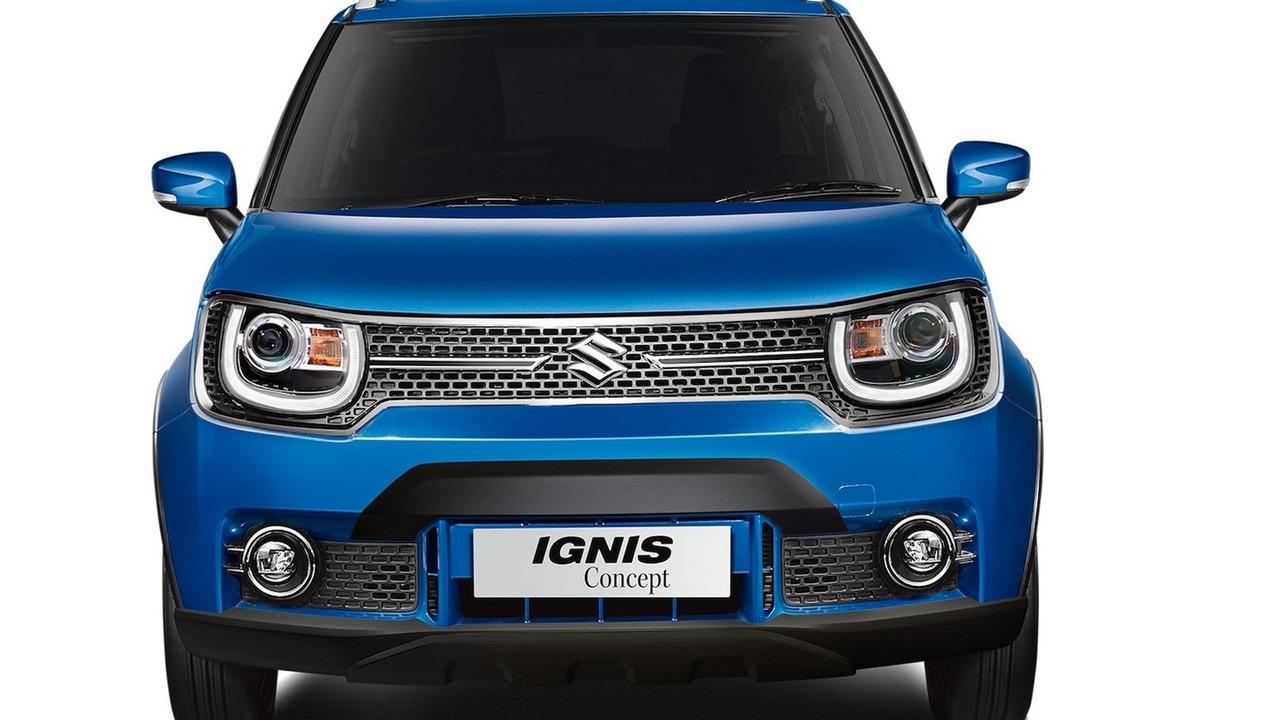 2016 Maruti Suzuki Ignis concept