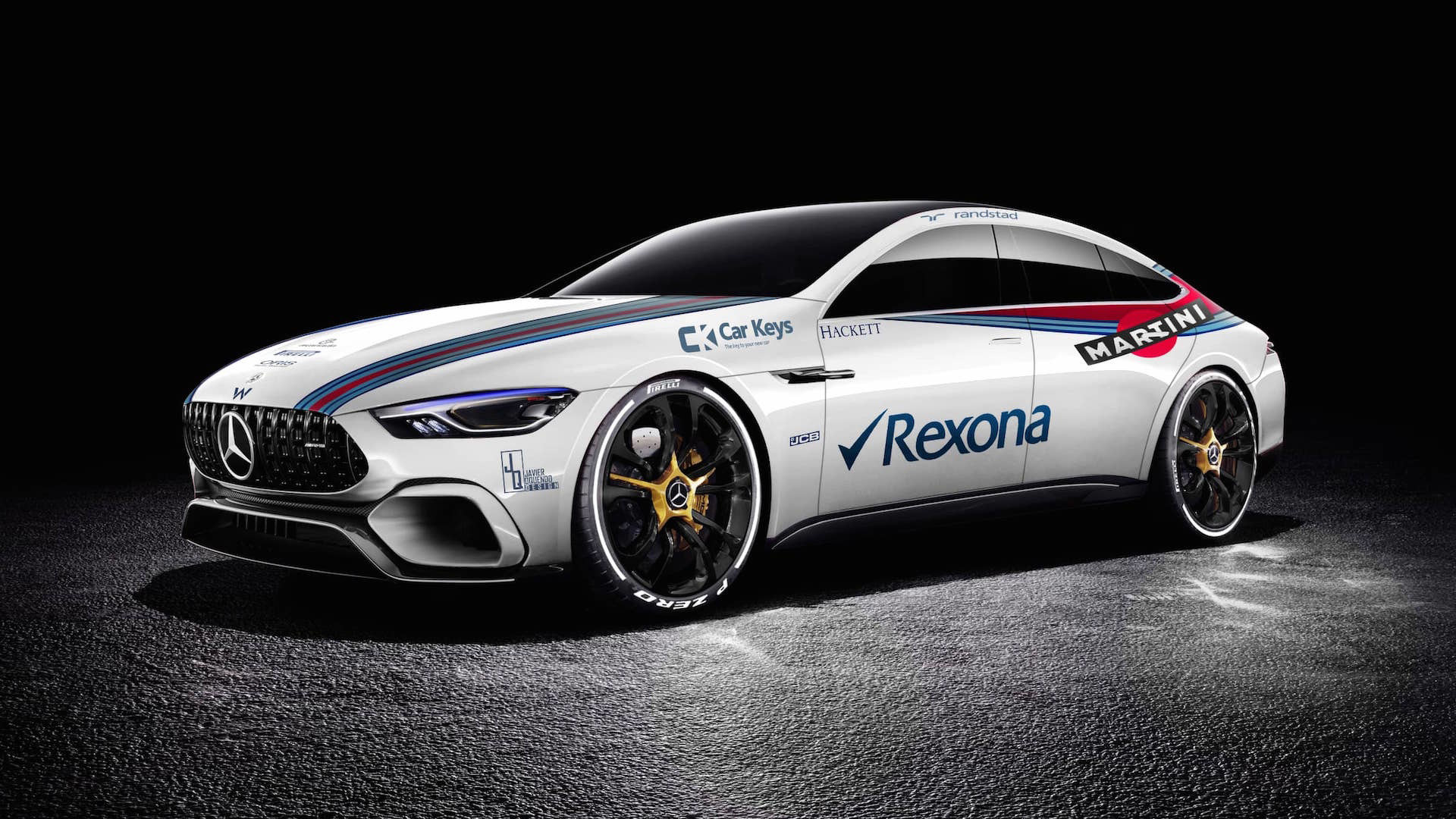 Check Out The F Paint Jobs On Their Production Counterparts - Sports cars keys