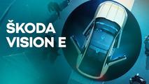 Skoda Vision E 2017