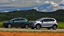 Comparativo Honda WR-V x Nissan Kicks x Hyundai HB20X