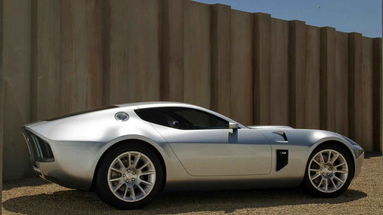 2005 Shelby GR-1 konsepti