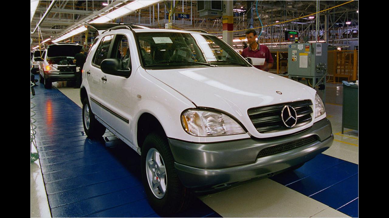 Mercedes M-Klasse (1997)