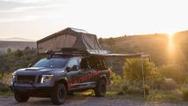 2017 Nissan Titan XD Pro-4X Project Basecamp