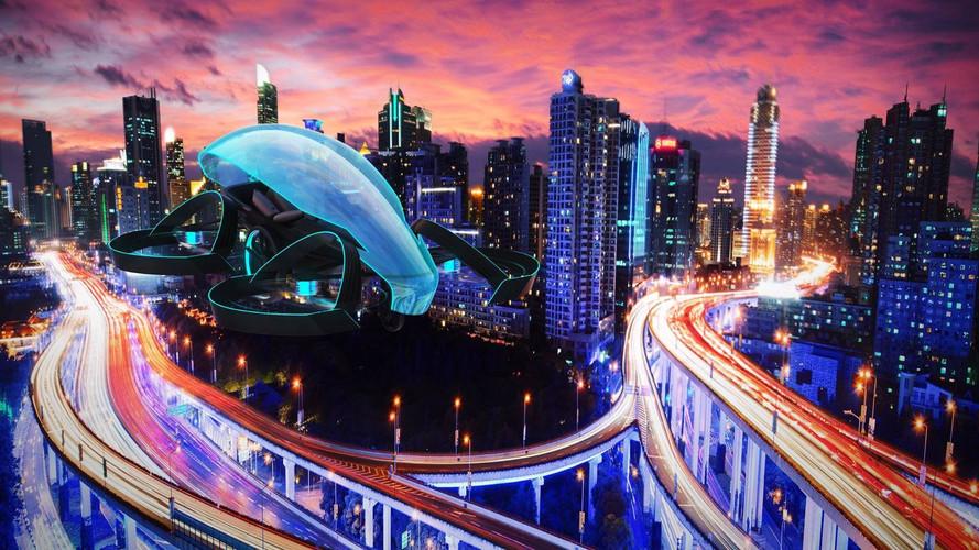Toyota soutient la voiture volante attendue aux JO de 2020
