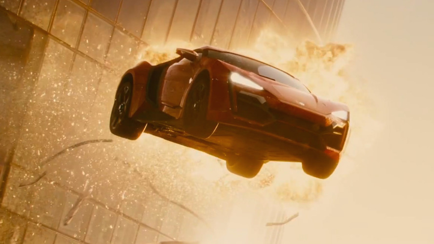 Fast and Furious Film Franchise Caused Over $500 Million In Damages