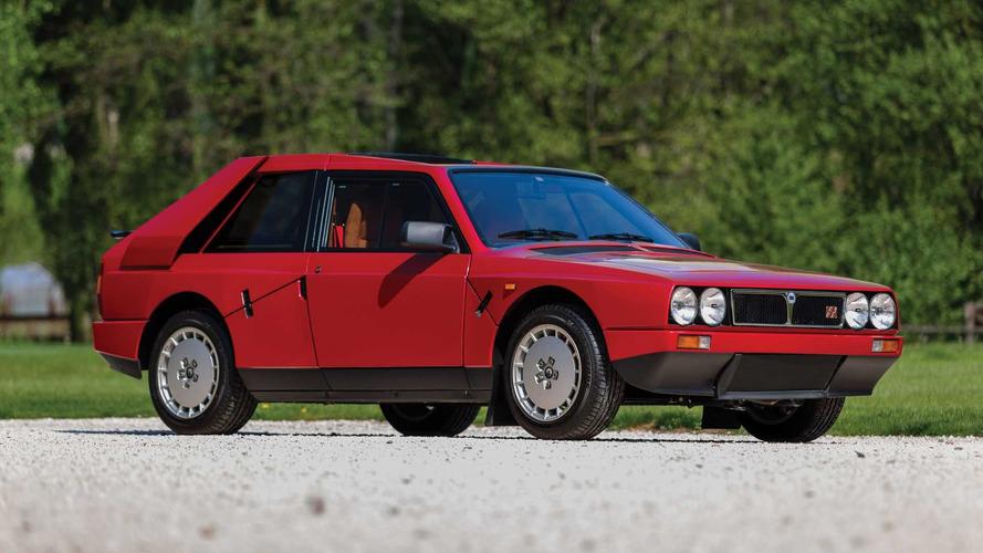 Une Lancia Delta S4 'Stradale' en quête d'un nouveau dompteur