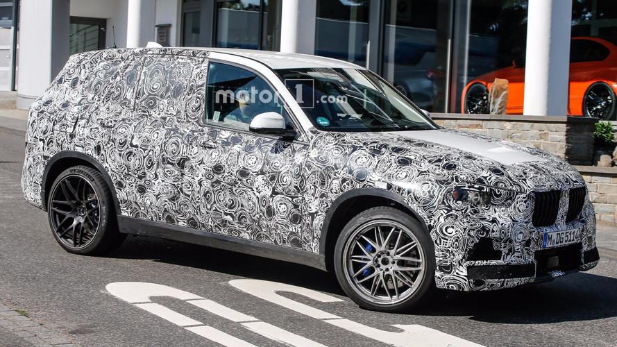 New BMW X5M Makes Spy Photo Debut With Heavy Camo