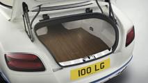 Bentley Continental GT Convertible Galene Edition par Mulliner