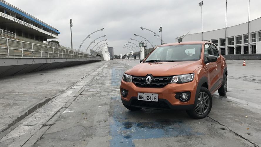 Primeiras impressões Renault Kwid - Apostando na leveza