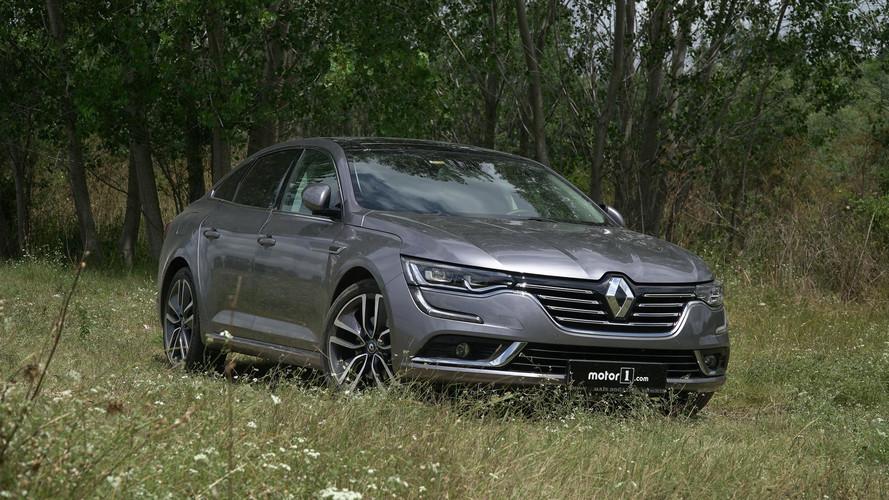 2017 Renault Talisman 1.6 dCi EDC   Neden Almalı?