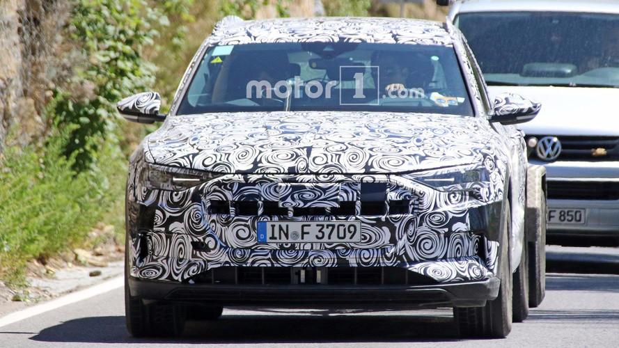 Audi e-tron Quattro Photos espion