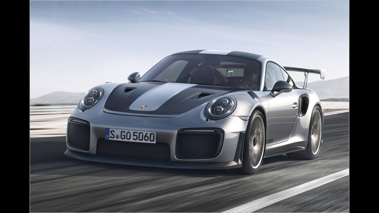GT2 RS: 700 PS