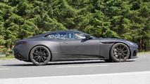 Aston Martin DB11S Spy Pics