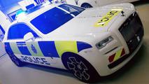 Rolls-Royce Ghost Black Badge Polis Aracı