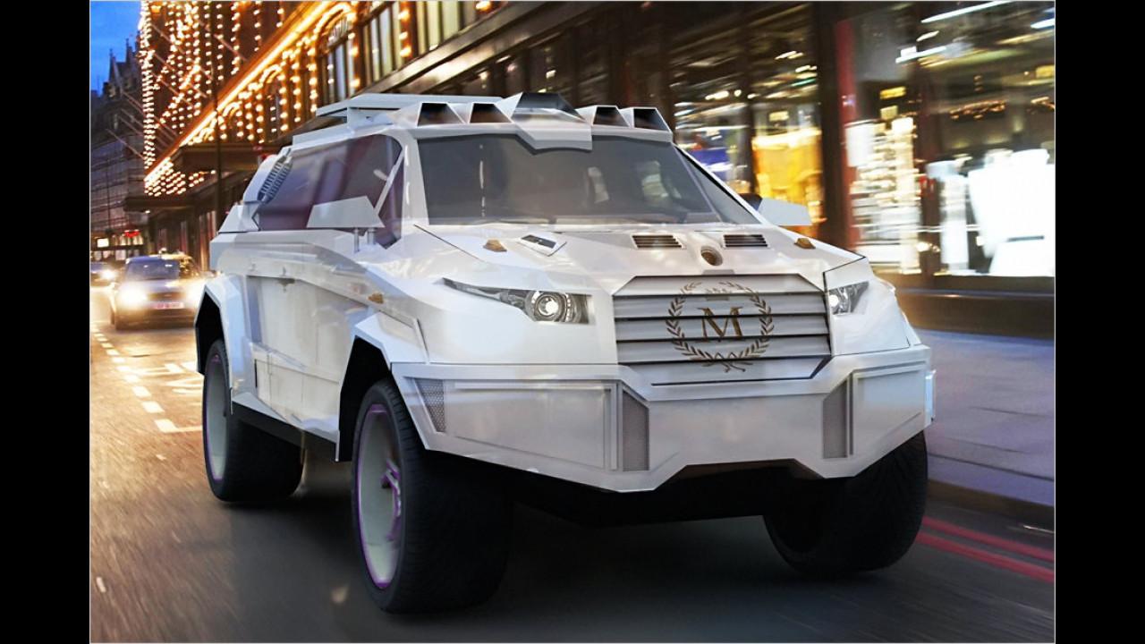 Kampf-Wagen