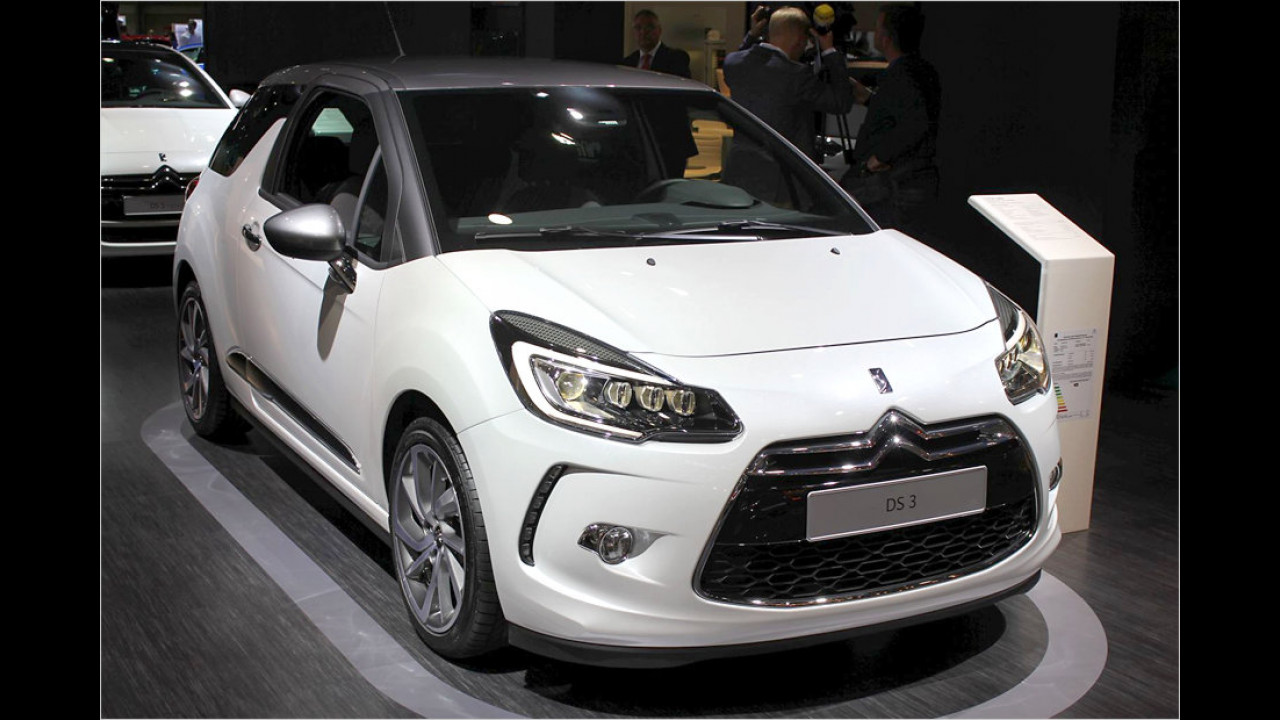 Citroën DS3 Facelift