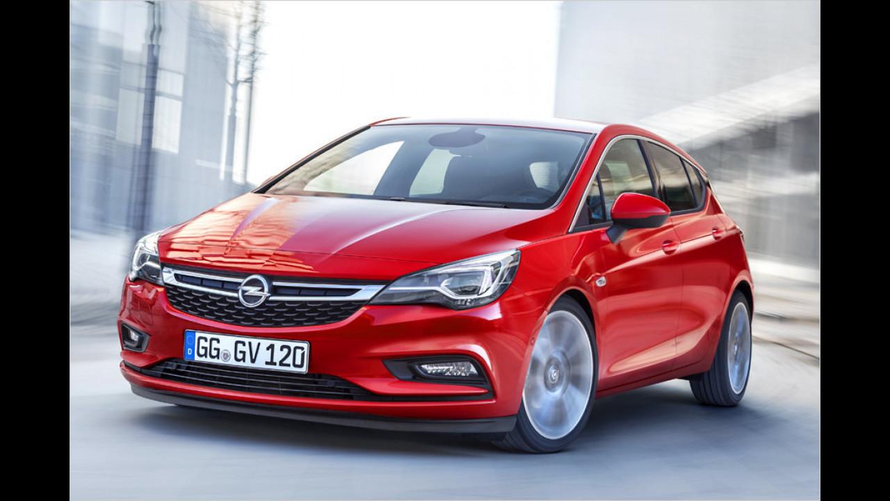 So kommt der neue Opel Astra