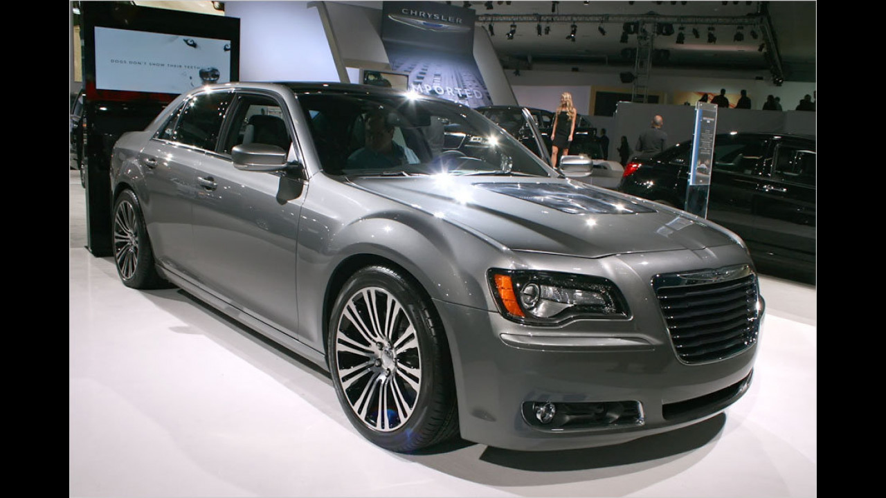 Chrysler 300 S Mopar