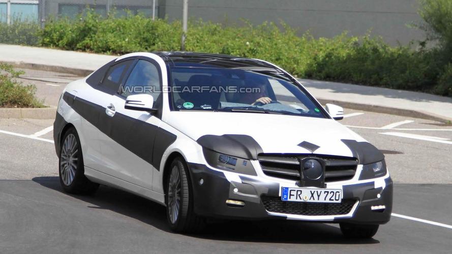 2012 Mercedes C63 AMG Black Series Coupe to get 5.5-Liter V8 biturbo