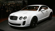 Bentley Continental Supersports in Geneva