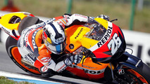 Dani Pedrosa (ESP/ Honda) - MotoGP, Rd 10, 15.08.2010 Brno, Czech Republic