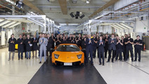 Lamborghini Murciélago LP 670-4 SuperVeloce – Last of the Line, 11.05.2010