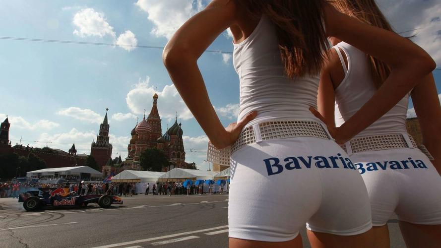 Moscow takes 'major step' towards F1 calendar